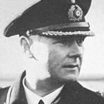 Flottiljchefen Friedrich Bonte