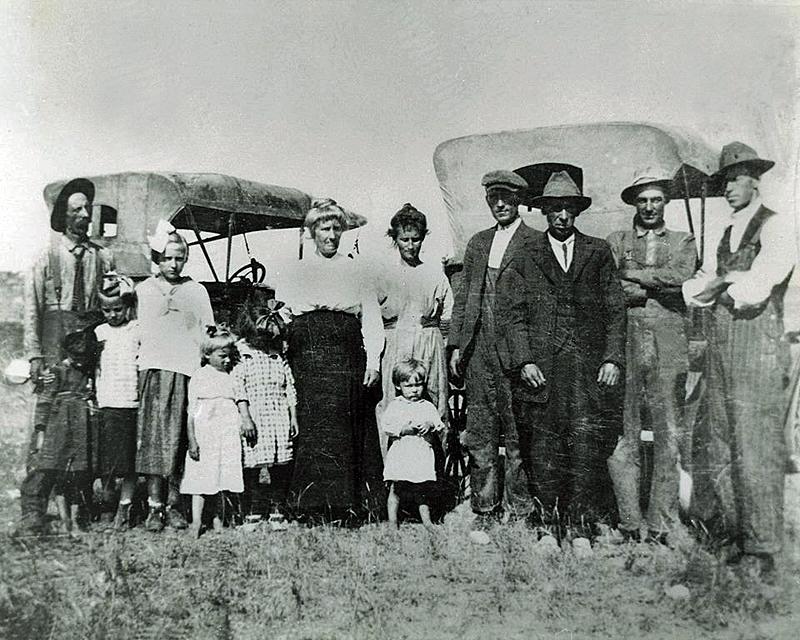 Wadholm familj