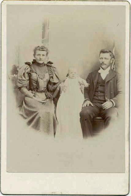 Bertha och Martin Walker