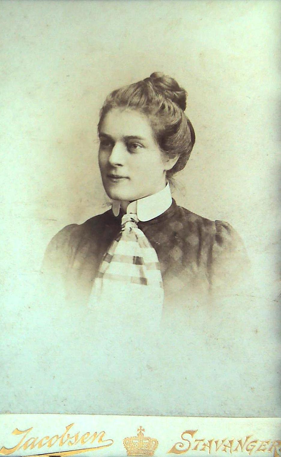 Selma Marie Pedersen